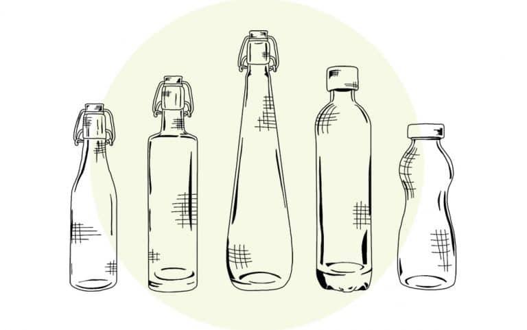 Bottles_sketch_gruen